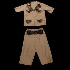 Explorer Dance Costume (boy) | Small Child | Art Stone
